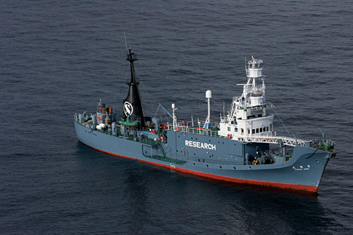 Anti whaling